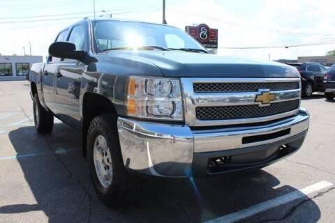 2013 Chevrolet Silverado 1500 for sale at B & B Car Co Inc. in Clinton Twp MI