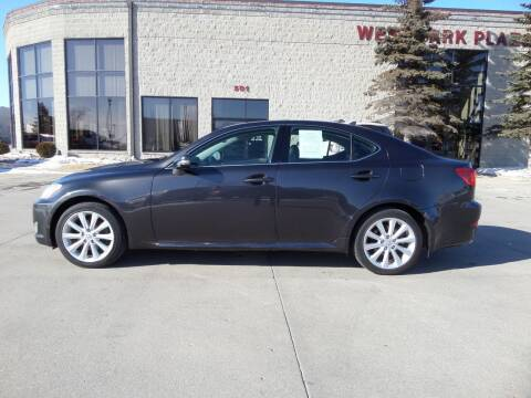 2010 Lexus IS 250 for sale at Elite Motors in Fargo ND