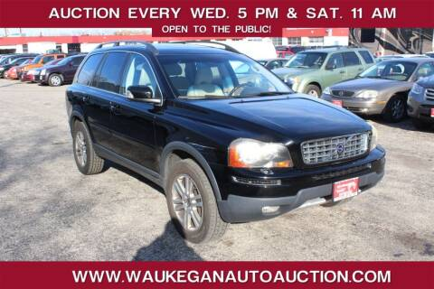 2009 Volvo XC90 for sale at Waukegan Auto Auction in Waukegan IL