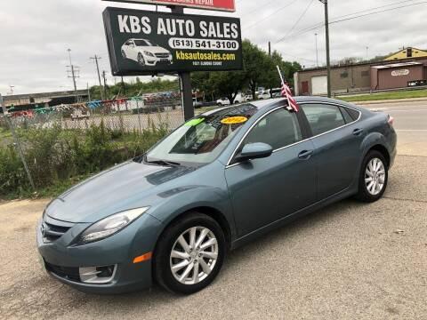 2012 Mazda MAZDA6 for sale at KBS Auto Sales in Cincinnati OH