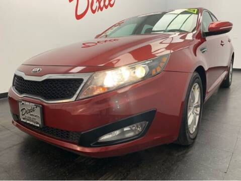 2013 Kia Optima for sale at Dixie Motors in Fairfield OH