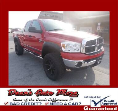2007 Dodge Ram Pickup 2500 for sale at Dean's Auto Plaza in Hanover PA
