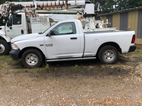 2014 RAM Ram Pickup 1500 for sale at M & W MOTOR COMPANY in Hope AR