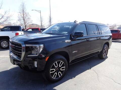 2021 GMC Yukon XL for sale at State Street Truck Stop in Sandy UT