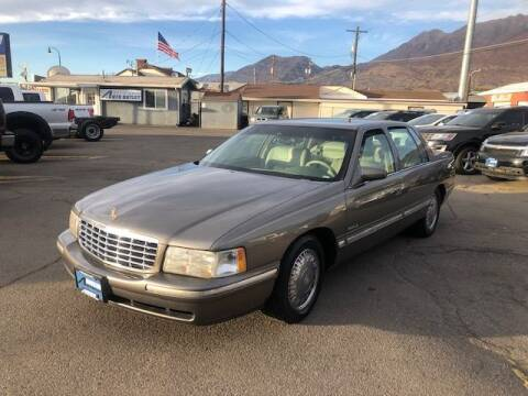 1998 Cadillac DeVille for sale at Orem Auto Outlet in Orem UT
