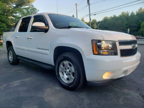2008 Chevrolet Avalanche for sale at A-1 Auto in Pepperell MA