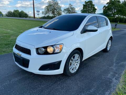 2016 Chevrolet Sonic for sale at Champion Motorcars in Springdale AR