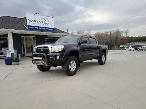 2005 Toyota Tacoma for sale at Maryville Auto Sales in Maryville TN