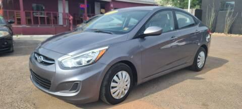 2016 Hyundai Accent for sale at Fast Trac Auto Sales in Phoenix AZ