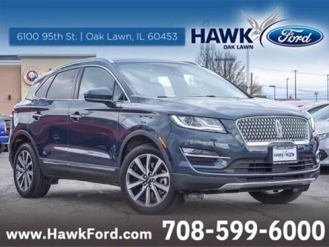 2019 Lincoln MKC for sale at Hawk Ford of Oak Lawn in Oak Lawn IL