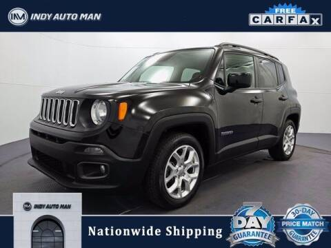 2018 Jeep Renegade for sale at INDY AUTO MAN in Indianapolis IN