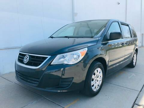 2011 Volkswagen Routan for sale at WALDO MOTORS in Kansas City MO