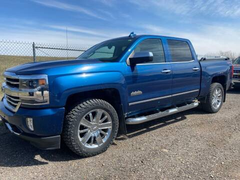 2018 Chevrolet Silverado 1500 for sale at FAST LANE AUTOS in Spearfish SD