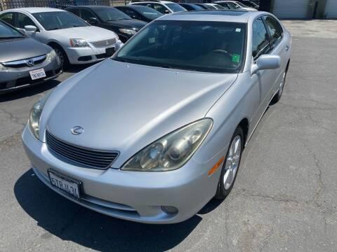 2006 Lexus ES 330 for sale at 101 Auto Sales in Sacramento CA