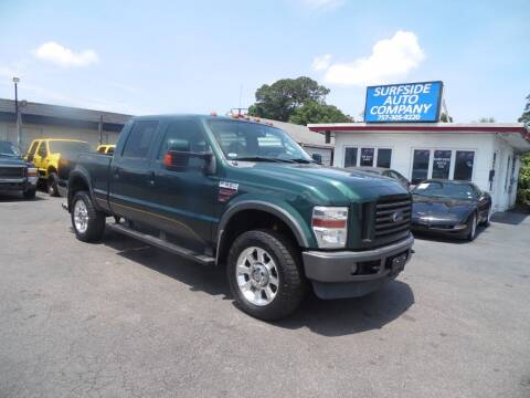 2009 Ford F-350 Super Duty for sale at Surfside Auto Company in Norfolk VA
