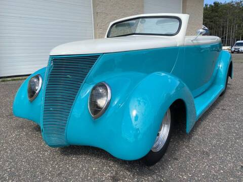 1937 Ford Cabriolet  for sale at Route 65 Sales & Classics LLC - Classic Cars in Ham Lake MN