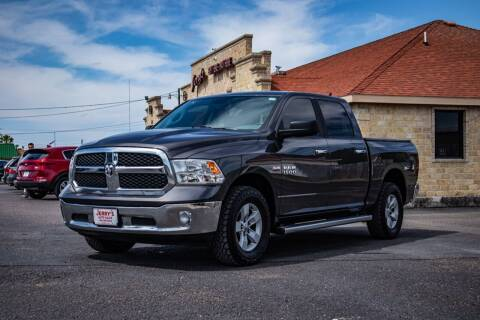 2018 RAM Ram Pickup 1500 for sale at Jerrys Auto Sales in San Benito TX