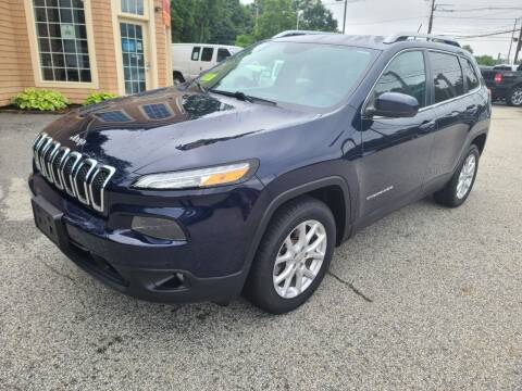 2014 Jeep Cherokee for sale at Car and Truck Exchange, Inc. in Rowley MA