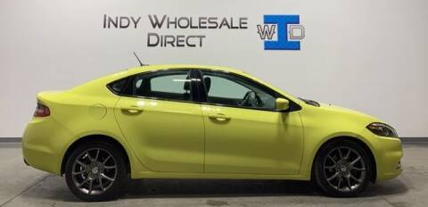 2013 Dodge Dart for sale at Indy Wholesale Direct in Carmel IN