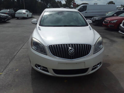 2014 Buick Verano for sale at FAMILY AUTO BROKERS in Longwood FL
