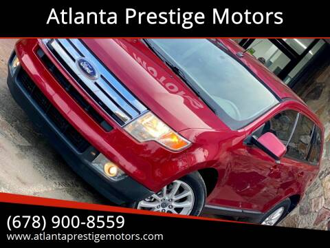 2007 Ford Edge for sale at Atlanta Prestige Motors in Decatur GA