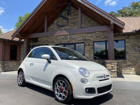 2015 FIAT 500 for sale at Auto Solutions in Maryville TN