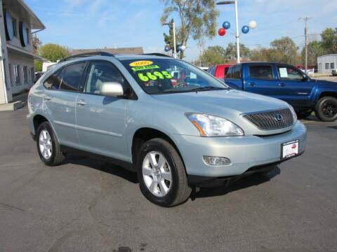 2005 Lexus RX 330 for sale at Auto Land Inc in Crest Hill IL