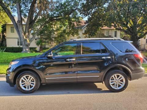 2015 Ford Explorer for sale at Progressive Auto Plex in San Antonio TX