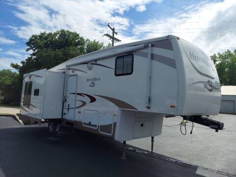 2010 NU WA HitchHiker for sale at Holland's Auto Sales in Harrisonville MO