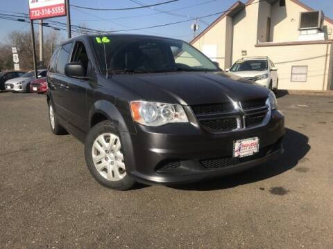 2016 Dodge Grand Caravan for sale at PAYLESS CAR SALES of South Amboy in South Amboy NJ
