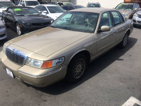 1999 Mercury Grand Marquis for sale at CARSTER in Huntington Beach CA