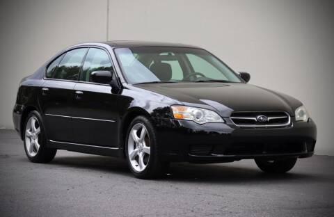 2006 Subaru Legacy for sale at MS Motors in Portland OR