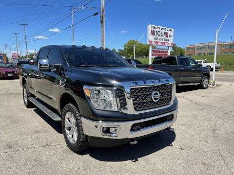 2016 Nissan Titan XD for sale at AutoLink LLC in Dayton OH