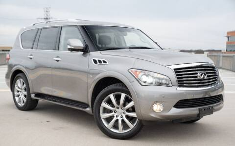 2014 Infiniti QX80 for sale at Car Match in Temple Hills MD