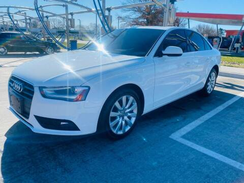 2013 Audi A4 for sale at Xtreme Auto Mart LLC in Kansas City MO