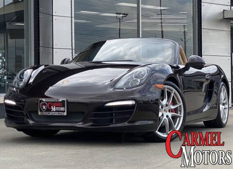 2015 Porsche Boxster for sale at Carmel Motors in Indianapolis IN