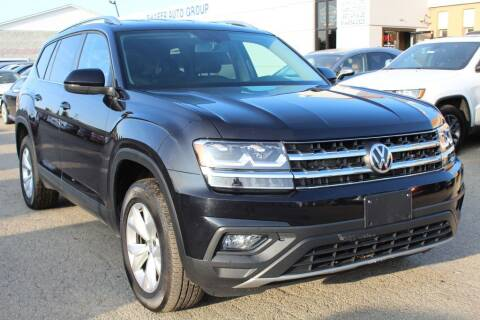 2019 Volkswagen Atlas for sale at SHAFER AUTO GROUP in Columbus OH