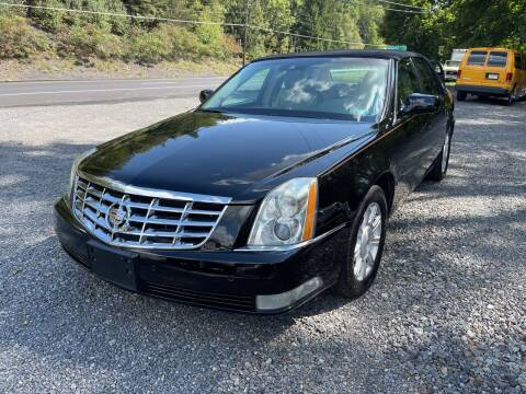 2008 Cadillac DTS for sale at JM Auto Sales in Shenandoah PA