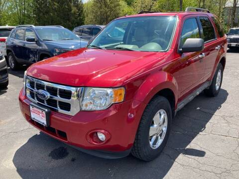 2009 Ford Escape for sale at Louisburg Garage, Inc. in Cuba City WI