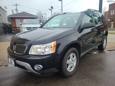 2008 Pontiac Torrent for sale at TEMPLETON MOTORS in Chicago IL