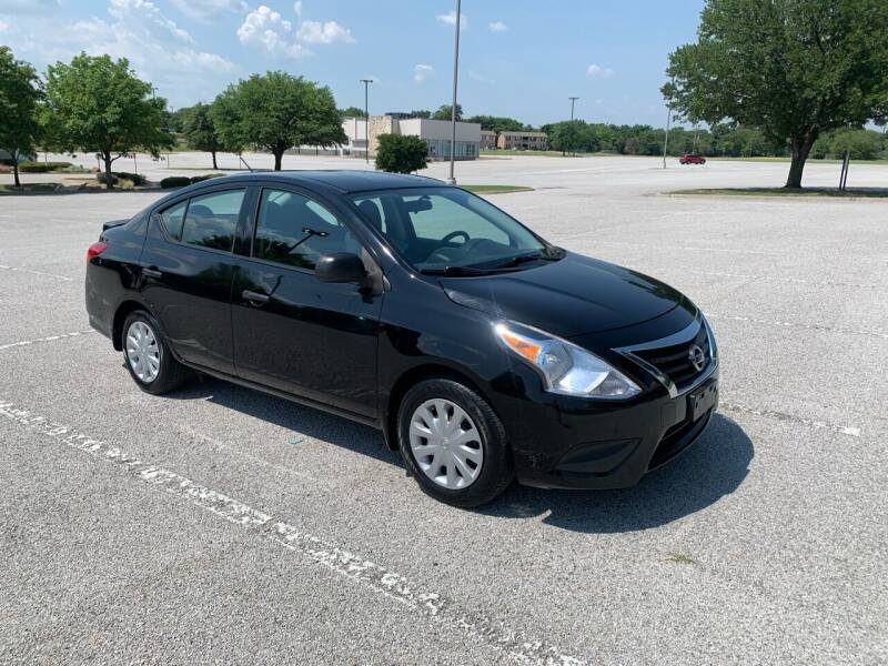 2015 Nissan Versa for sale in Haltom City, TX