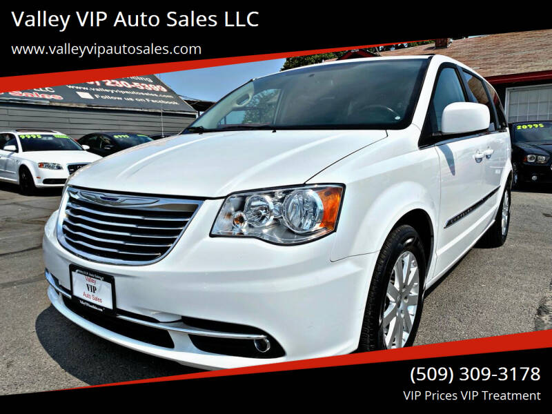2014 Chrysler Town and Country for sale at Valley VIP Auto Sales LLC - Valley VIP Auto Sales - E Sprague in Spokane Valley WA