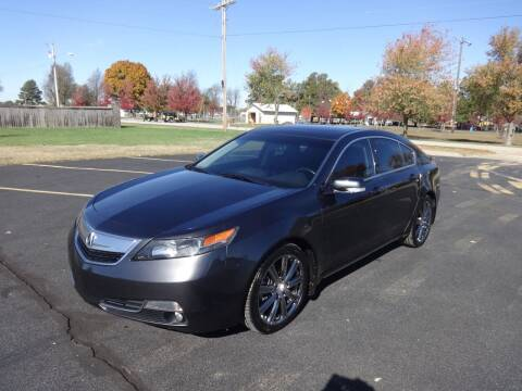 2013 Acura TL for sale at Just Drive Auto in Springdale AR