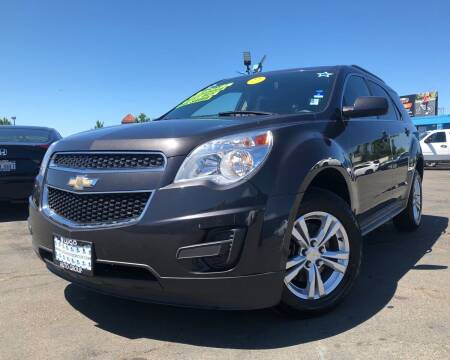 2015 Chevrolet Equinox for sale at LUGO AUTO GROUP in Sacramento CA