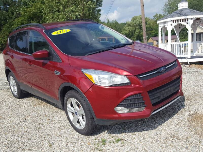 2014 Ford Escape for sale at Jack Cooney's Auto Sales in Erie PA