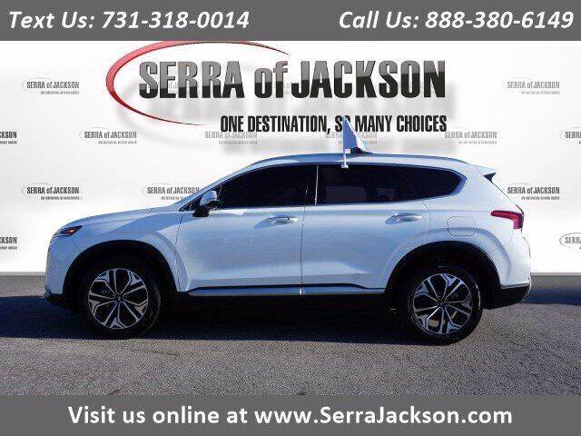 2020 Hyundai Santa Fe for sale in Jackson, TN