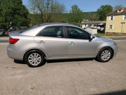 2011 Kia Forte for sale at George's Used Cars Inc in Orbisonia PA