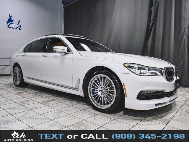 2018 BMW 7 Series for sale at AUTO HOLDING in Hillside NJ