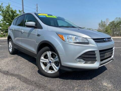2015 Ford Escape for sale at UNITED Automotive in Denver CO