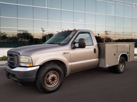 2004 Ford F-350 Super Duty for sale at San Diego Auto Solutions in Escondido CA